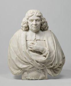 Munters, borstbeeld uit het Rijksmuseum